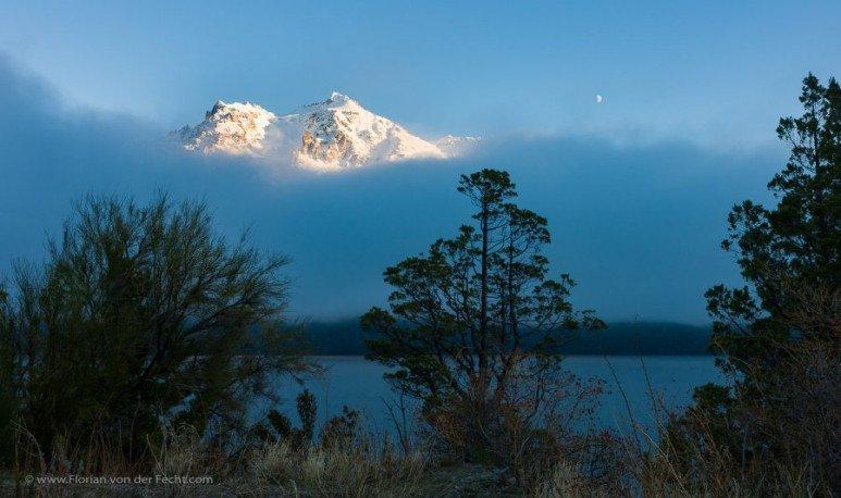 Lago Gutiérrez y Cerro Catedral