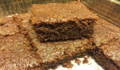 torta de algarroba