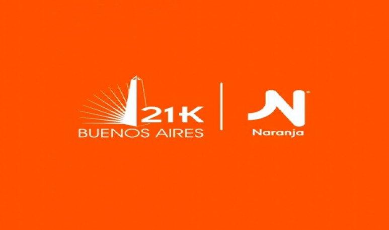La Media Maratón de Buenos Aires será Naranja