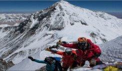 argentino en el Everest