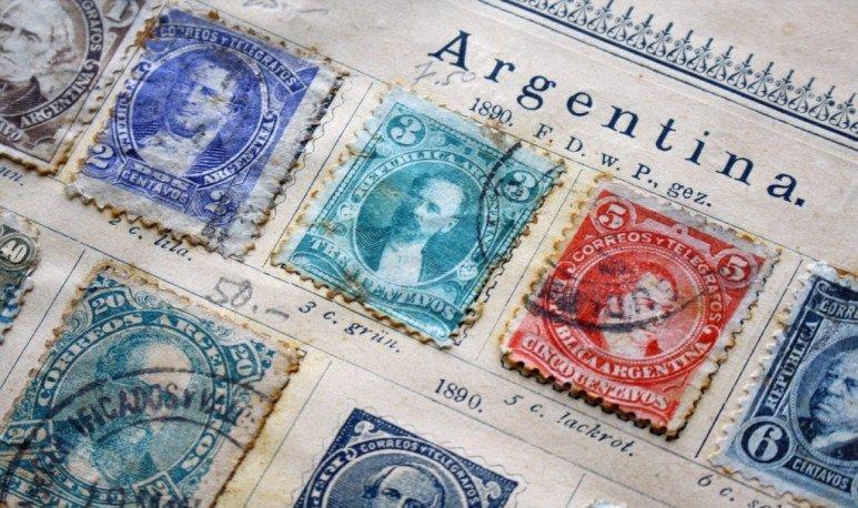 Filatelia: La estampilla más cara de la Argentina