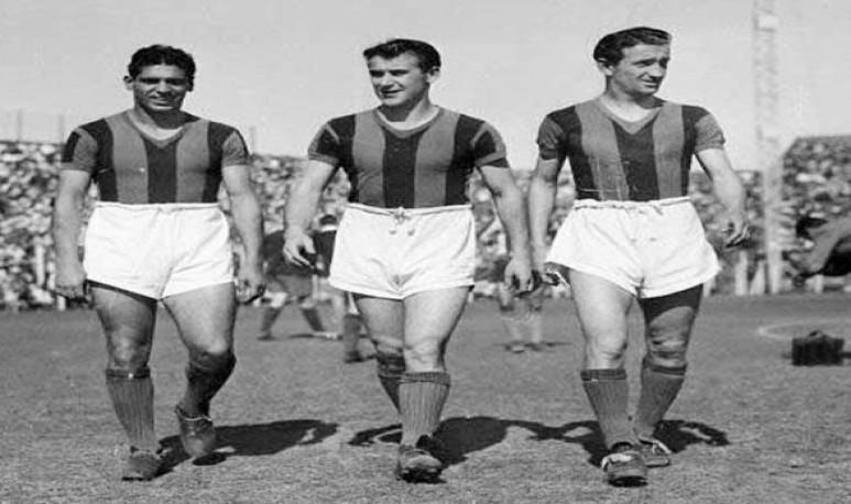 Futbol Argentino Trío de Oro