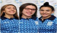 Tres argentinas en la Academia NBA
