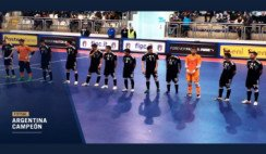 Argentina campeon en Italia