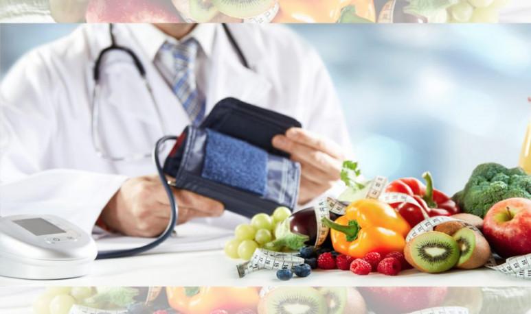 Alimentación saludable para hipertensos