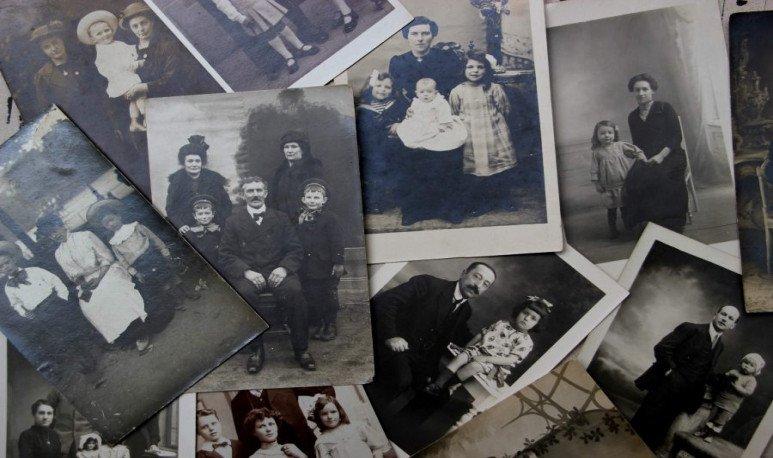 La foto familiar