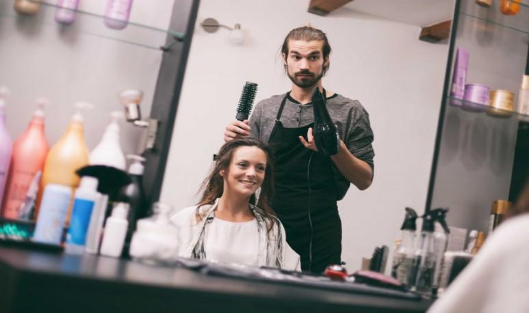 Psicólogos y peluquerías
