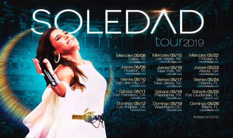 Soledad Tour 2019