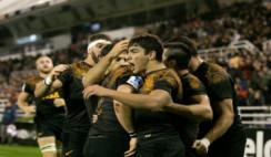 Jaguares triunfó ante Sunwolves