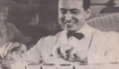 Pichín, el barman galante