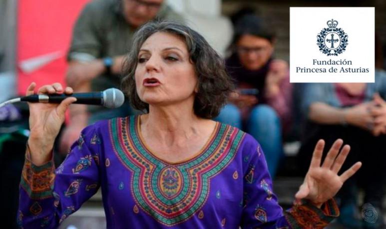 Una científica argentina galardonada en España