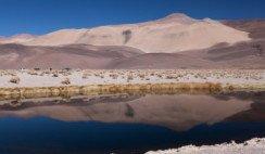 Volcanes, salares y lagunas de la Puna