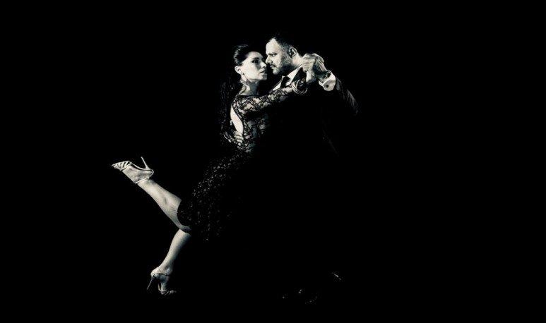 Blue: tango in New York