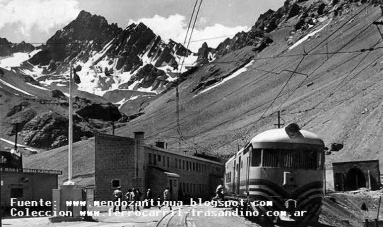 Ferrocarriles trasandinos