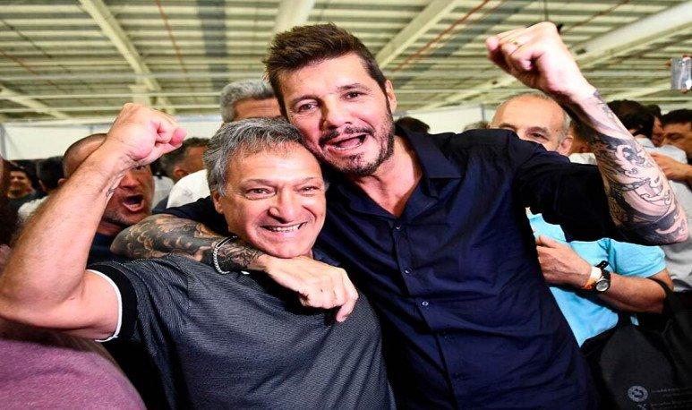 Tinelli-presidente-San-lorenzo