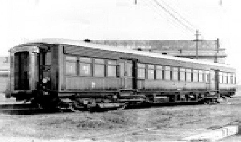 Versailles-vagon