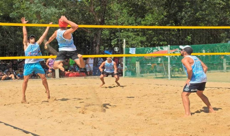 Beach-voley