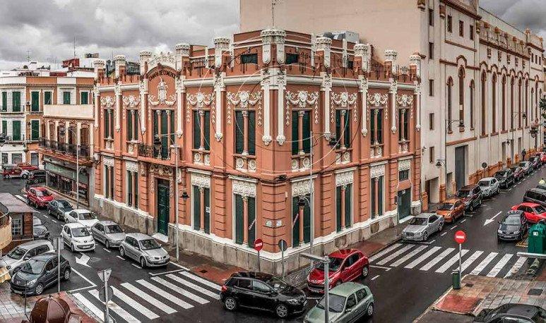 Edifício da Câmara de Comércio, Rosário.