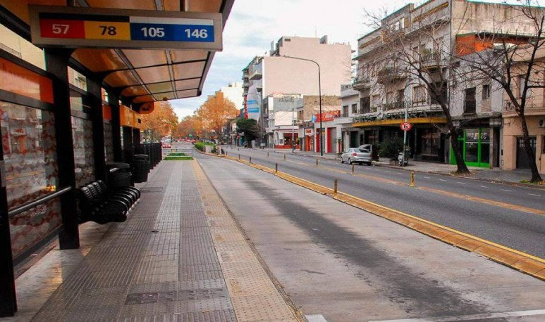 cuarentena calles