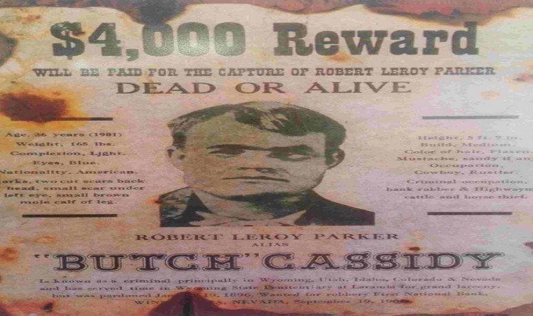 Butch Cassidy Vivo o Muerto (1)