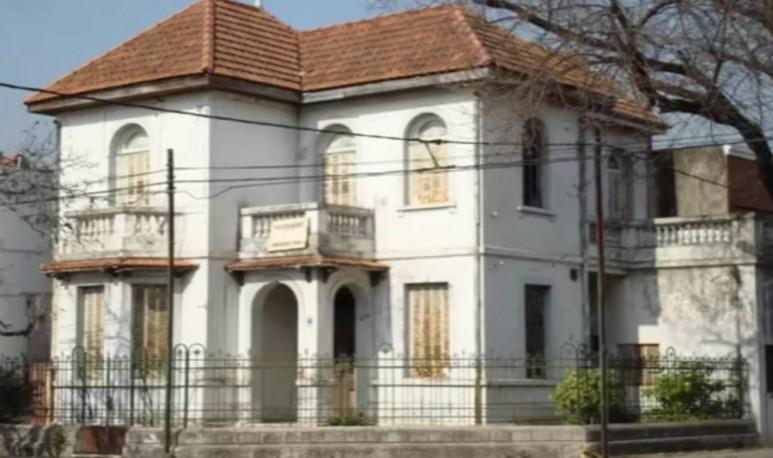 Casa embrujada de Santa Fé