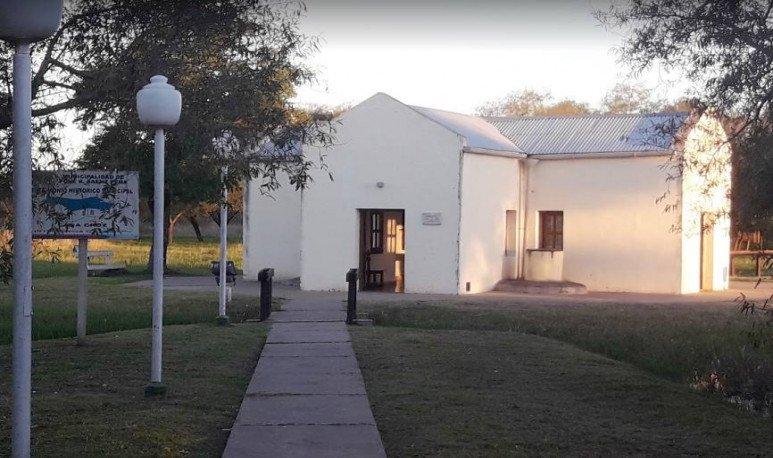 Chaco La Casa Cruz