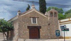 Convento de La Rioja vista frente
