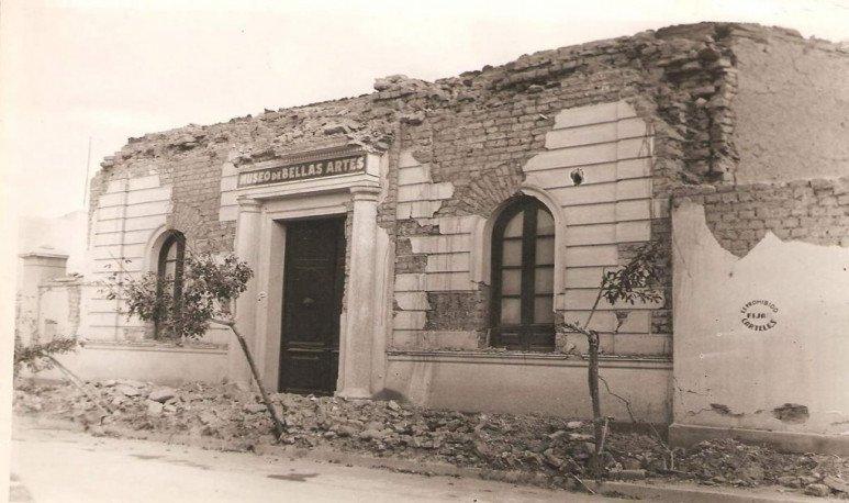 museo de artes Franklin Rawson
