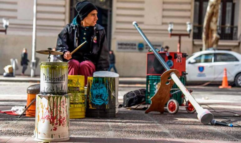 melodía en la ciudad Mendoza