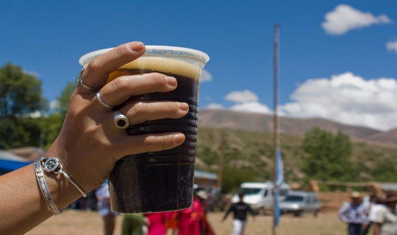 La ciudad del fernet y la birra