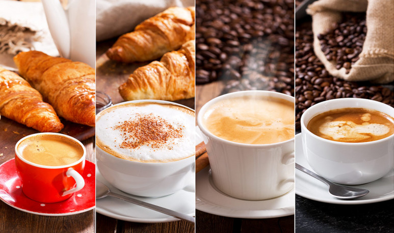 El nombre del café