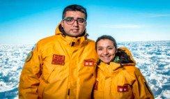 Una misión en la Antártida
