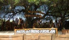 Patio del Indio Froilán
