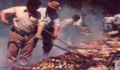 Fiesta del Asado con Cuero en Neuquén