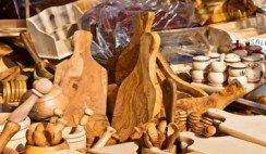 Una celebración de buena madera