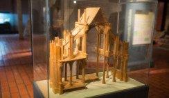 maqueta museo de la catedral de la plata