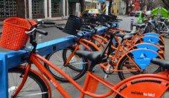 Rosario en bici