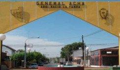 ¡Feliz aniversario, General Acha!