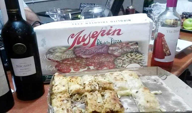 Pizzas Yusepín