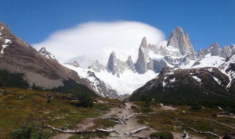 parque nacional los glaciares el chalten