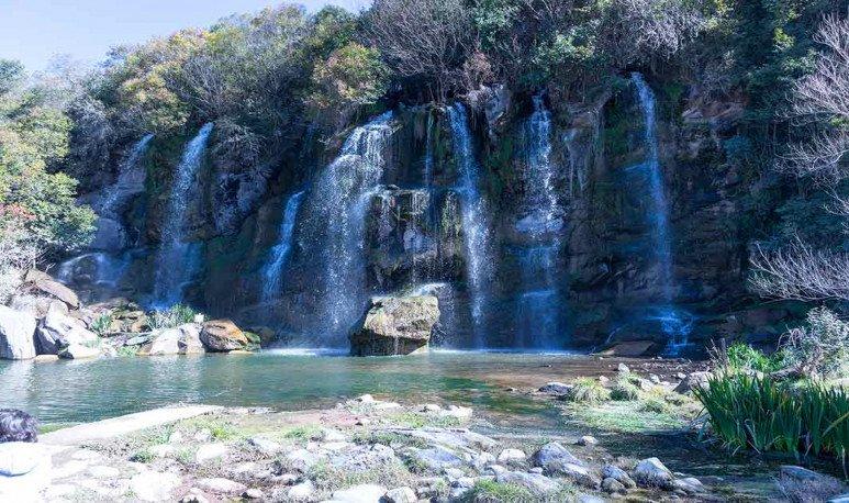 Cascadas-Córdoba