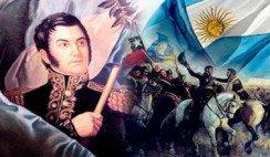 San Martín en la prensa de su época
