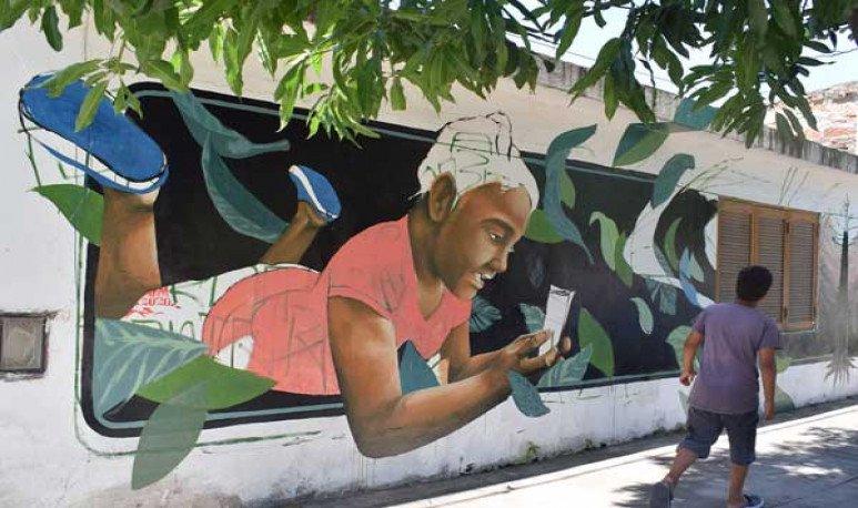 Encuentro Internacional de Muralismo
