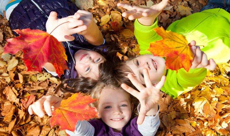 Niños en el Parque Urquiza