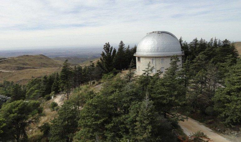 Estación Astrofísica de Bosque Alegre