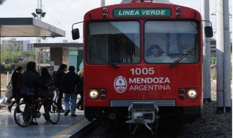 Metrotranvia en Mendoza