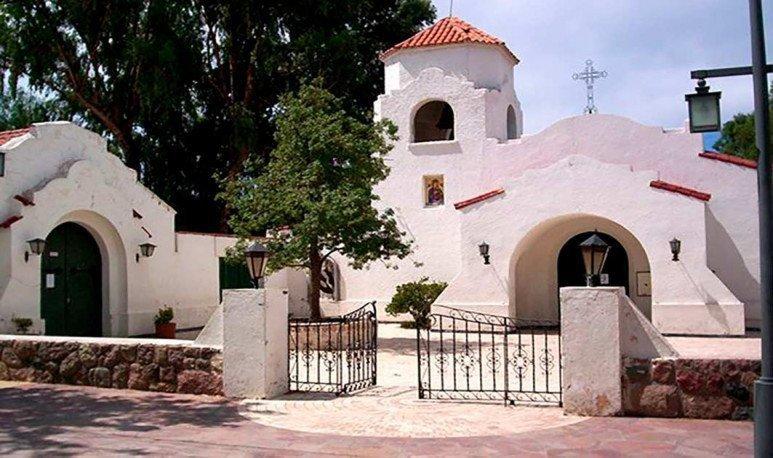 Chacras-de-Coria Iglesia Nuestra Señora del Socorro