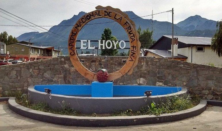entrada al El Hoyo