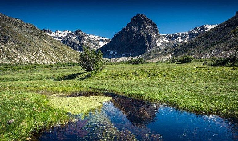 valle de El Bolson Rio Negro