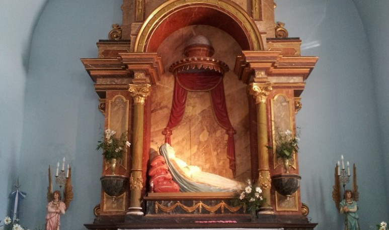 our lady of the saldungaray transit